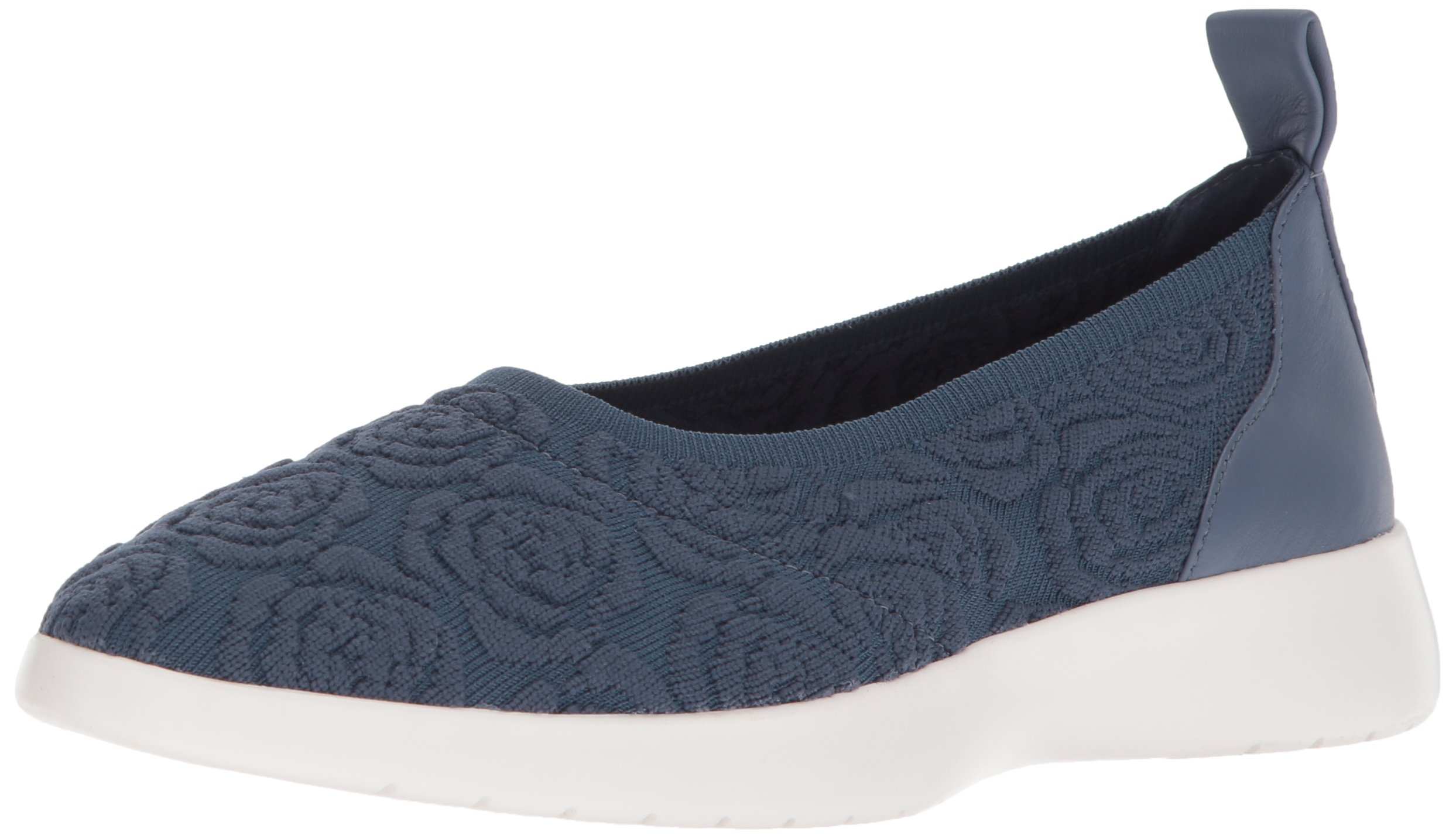 Taryn Rose Women's Daisy Knit Sneaker, Denim, 10 M M US by Taryn Rose