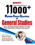 Dhankar's 11000+ MCQ of General Studies for Civil Services, PCS, NDA, CDS, Assistant Commandant and other competitive exams