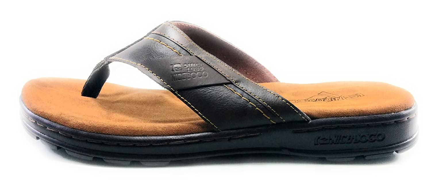 af276d559b40 NICOBOCO Men s Sandals  Amazon.co.uk  Shoes   Bags