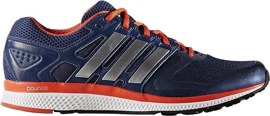 Adidas BY2747 - Nova Bounce M - zapatillas running (43, Azul-Naranja): Amazon.es: Zapatos y complementos