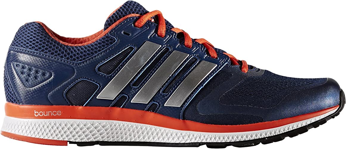 Adidas BY2747 - Nova Bounce M - zapatillas running (43, Azul-Naranja): Amazon.es: Zapatos y complementos