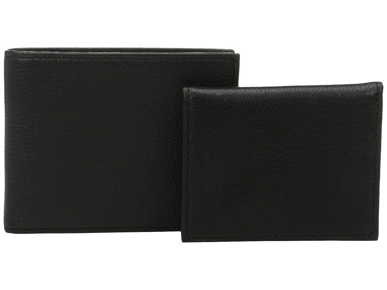 [Polo Ralph Lauren(ポロラルフローレン)] バッグ旅行かばんトラベルキット Pebble Leather Passcase [並行輸入品] One Size ブラック B07DC8SB4X