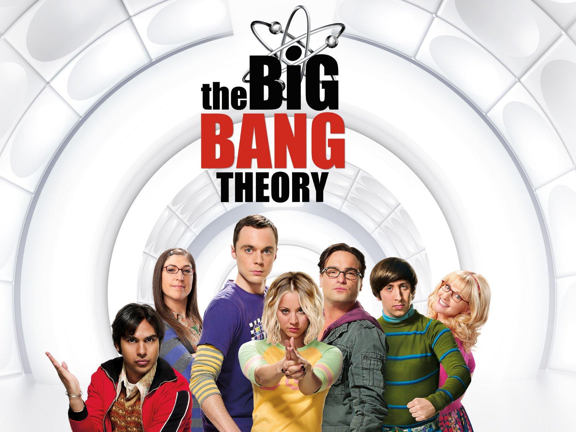 leukste series op Amazon Prime: Big Bang Theory