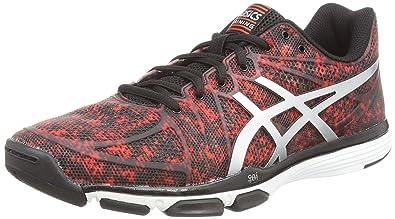 új dizájn legjobb olcsó eladó uk ASICS Gel-Exert Tr, Men's Running Shoes, Red (Cherry Tomato/Silver ...