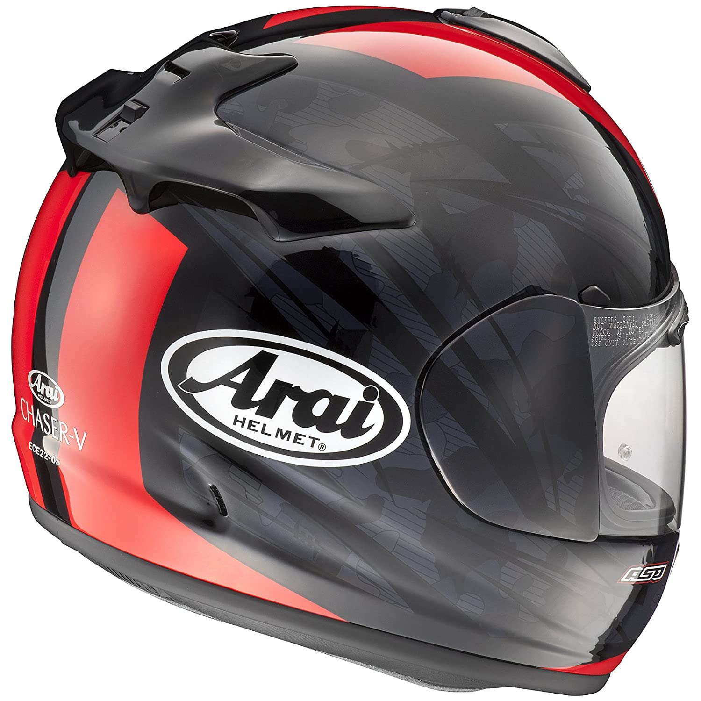 Arai Chaser-V Blast Rojo por solo 310,72 €