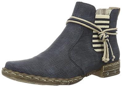 Rieker Damen Y1893 Chelsea Boots  Amazon.de  Schuhe   Handtaschen 009af0b04c