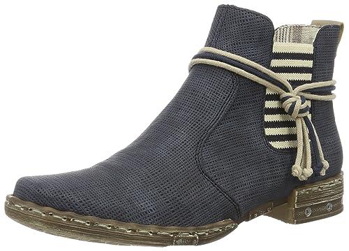 267aed3df7f4fd Rieker Damen Y1893 Chelsea Boots  Amazon.de  Schuhe   Handtaschen
