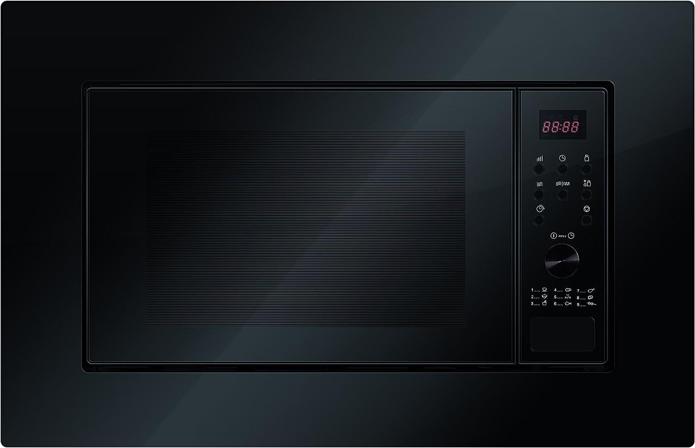 Amica EMW 13170 S Mikrowelle / 900 W / 20 L Garraum / 9 Automatikprogramme / schwarz: Amazon.de: Elektro-Großgeräte -
