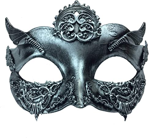 Ladies Victorian Steampunk masquerade ball mask