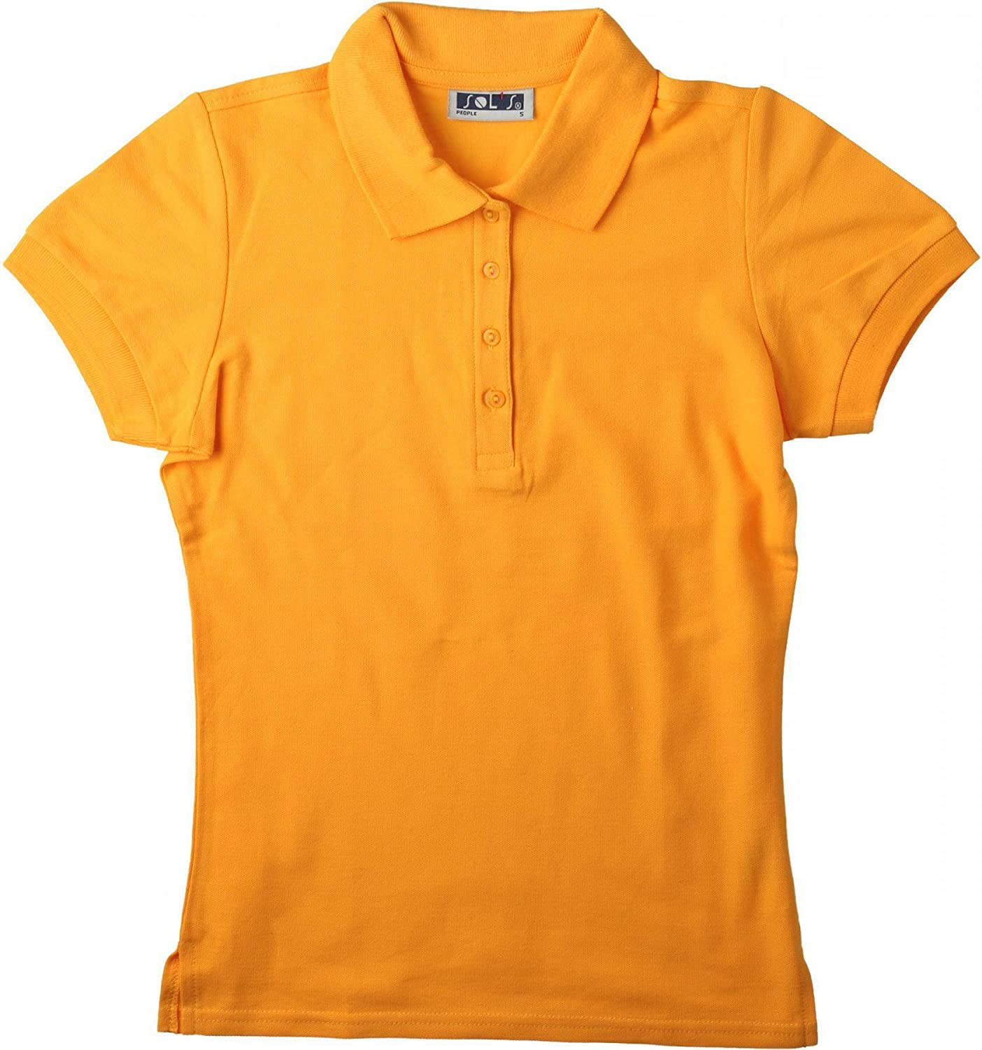 SOLS People - Polo Mujer m/Corta 210gr.Punto Piqué/Child: People ...