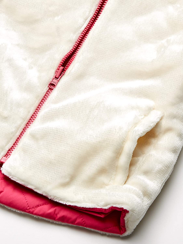 Spotted Zebra Reversible Plush Vest Ni/ñas Marca