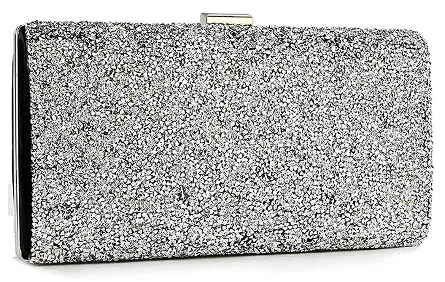 a987acffa2 MATERIALS: High quality pu, designed with rhinestone on one side, another  side is slipy. Soft polyester lining. Magnet hook closure, adding the  security of ...
