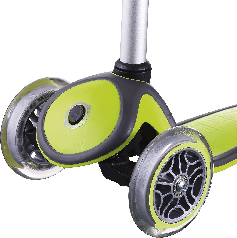 Globber Primo Plus Lights Trottinette 3 Roues Jeunesse Unisexe