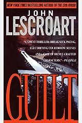 Guilt (Abe Glitsky Book 2) Kindle Edition