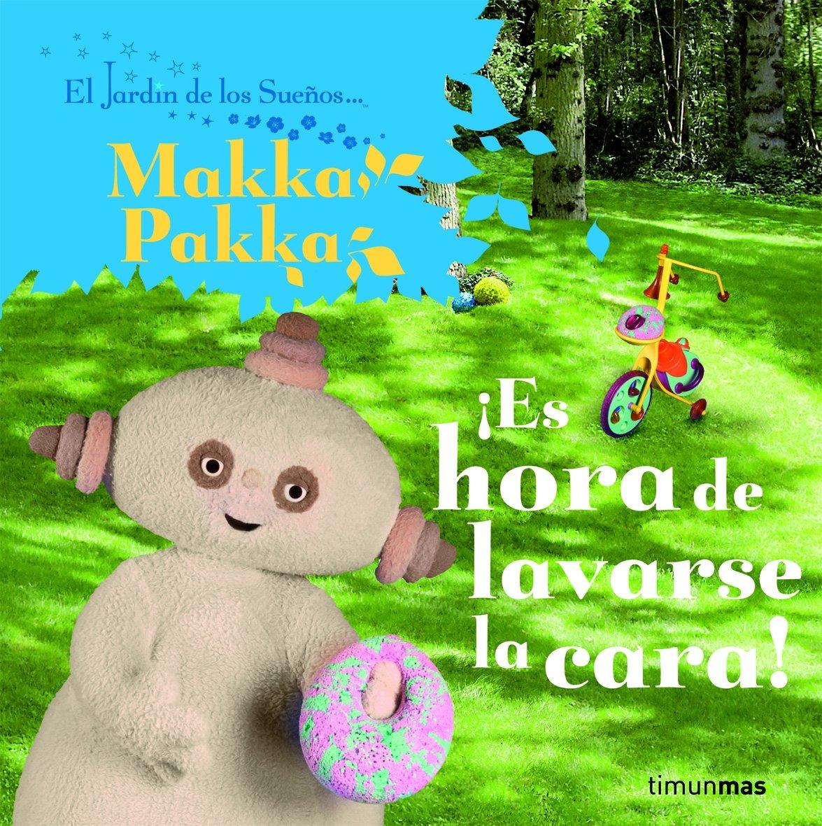 Es hora de lavarse la cara! (Infantil (timun Mas)): Amazon.es: El Jardín de los Sueños: Libros