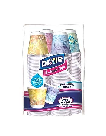 Dixie Bath Cups   3 oz   Prints   312 ct. Amazon com  Dixie Bath Cups   3 oz   Prints   312 ct  Kitchen   Dining