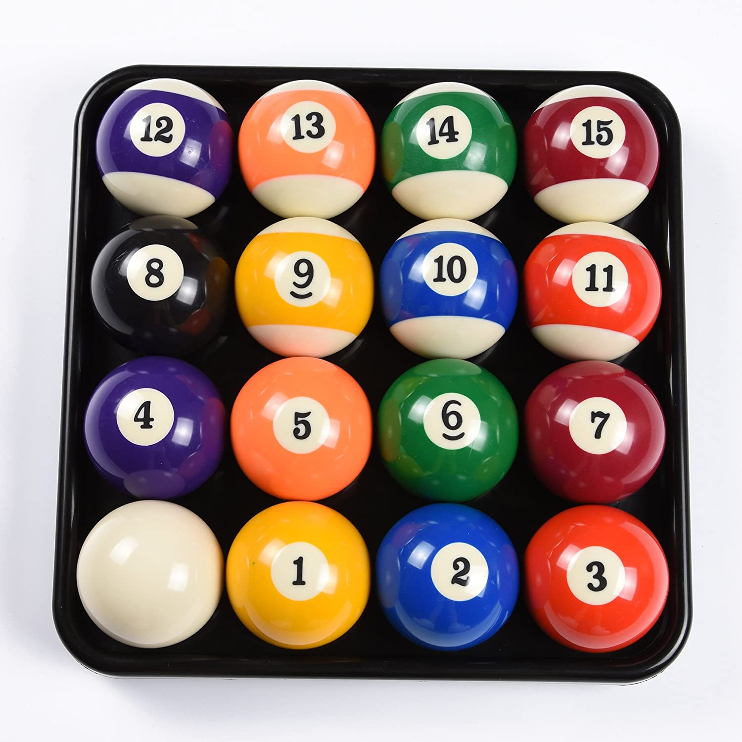 Pool & Billiards Balls | Amazon.com: Cue Balls, Billiards Balls ...