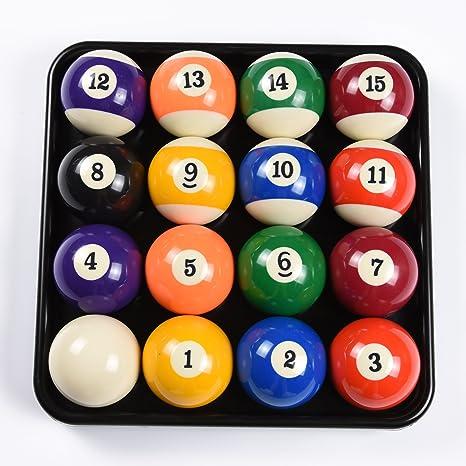 T & R sprorts Deluxe de billar juego de bolas de billar ...