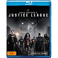 Zack Snyder's Justice League BD