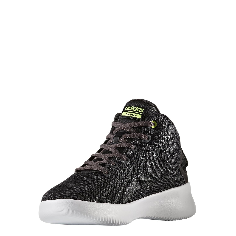 Adidas CF Refresh Mid K, Chaussures de Fitness Mixte Noir/Jaune Enfant 37 1/3 EU|Multicolore - Noir/Jaune Mixte (Neguti/Negbas/Amasol) d21482