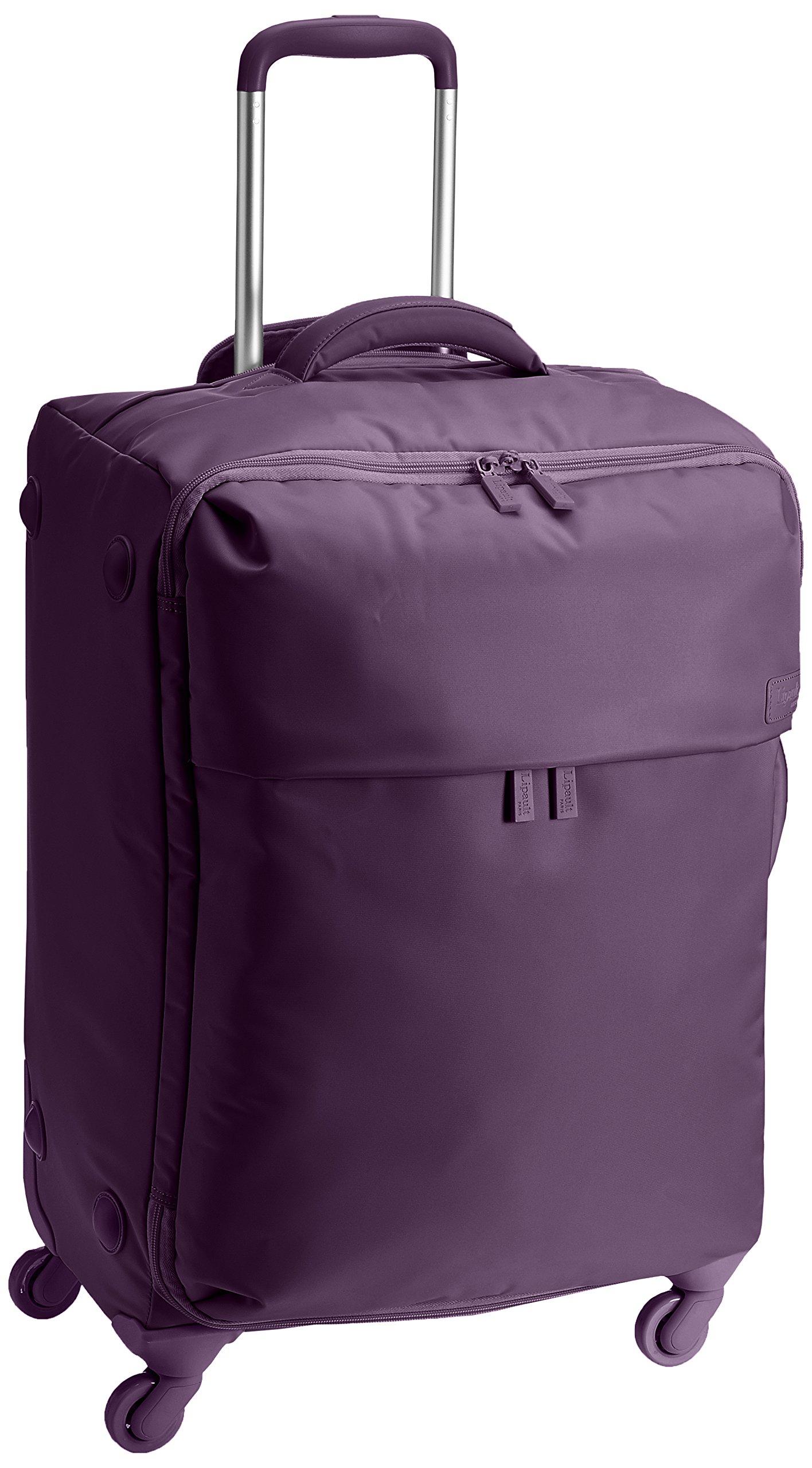 Lipault Original Plume 25'' Spinner Suitcase, Purple by Lipault
