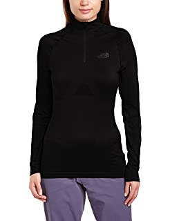 The North Face Men s Warm Crew Neck Long Sleeve Base Layer  Amazon ... 7343f6feb