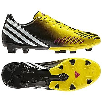 new concept fda05 7e058 Adidas Predator Absolado LZ TRX FG Soccer Cleats  Vivyel RunWht Black Jauvif RunWht Noir 6.5 D(M) US  Amazon.in  Shoes    Handbags