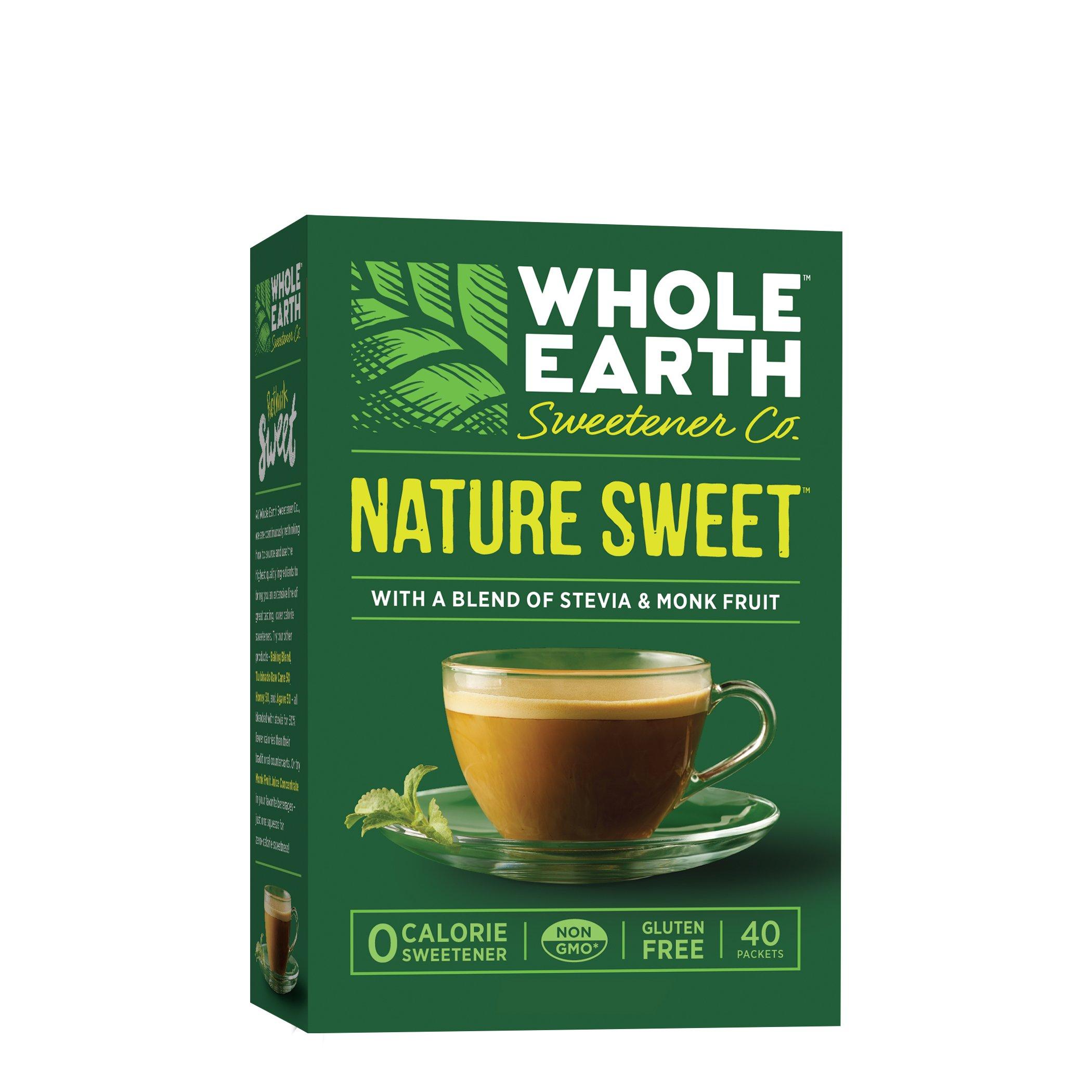 Whole Earth Sweetener Raw Sugar Amp Stevia Baking Blend