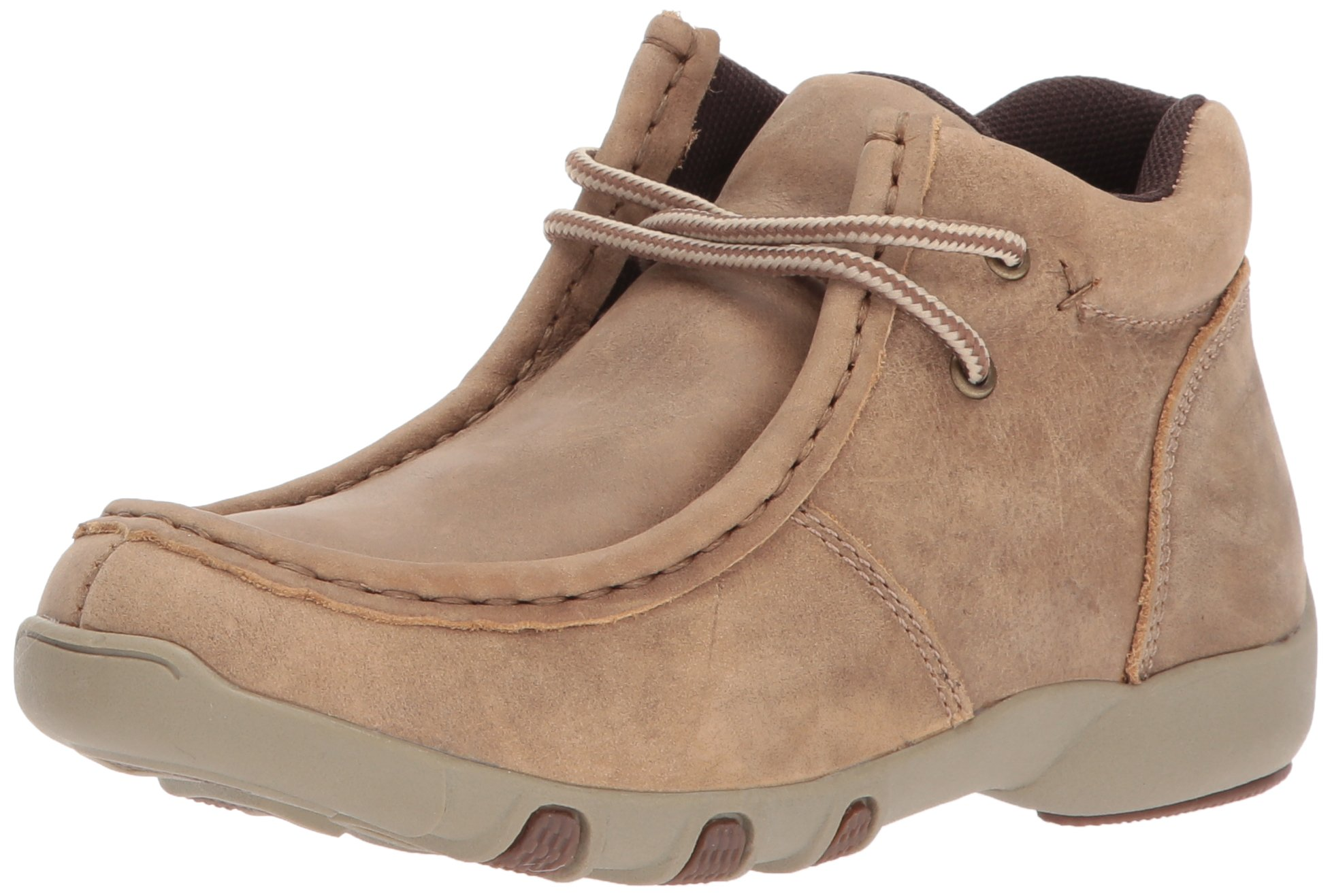 ROPER Boys' Bode, tan, 11 M US Little Kid