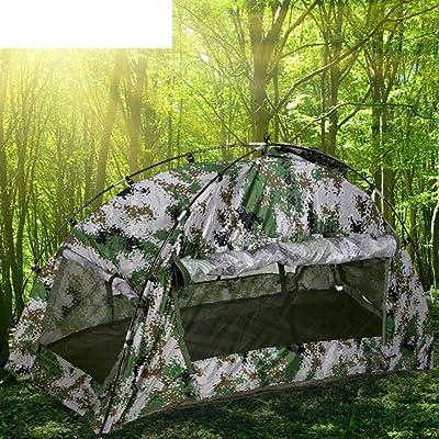 Tente extérieure d'One-Man imperméable camouflage tente de camouflage L'armée perdue de fournitures