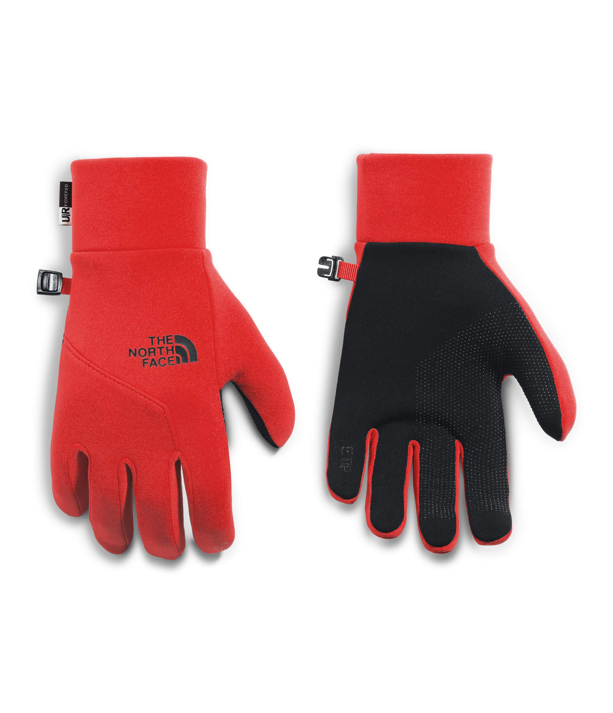 The North Face Women's Etip Glove, TNF Medium Grey Heather, L by The North Face