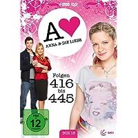 Anna und die Liebe - Box 15, Folgen 416-445 [4 DVDs]
