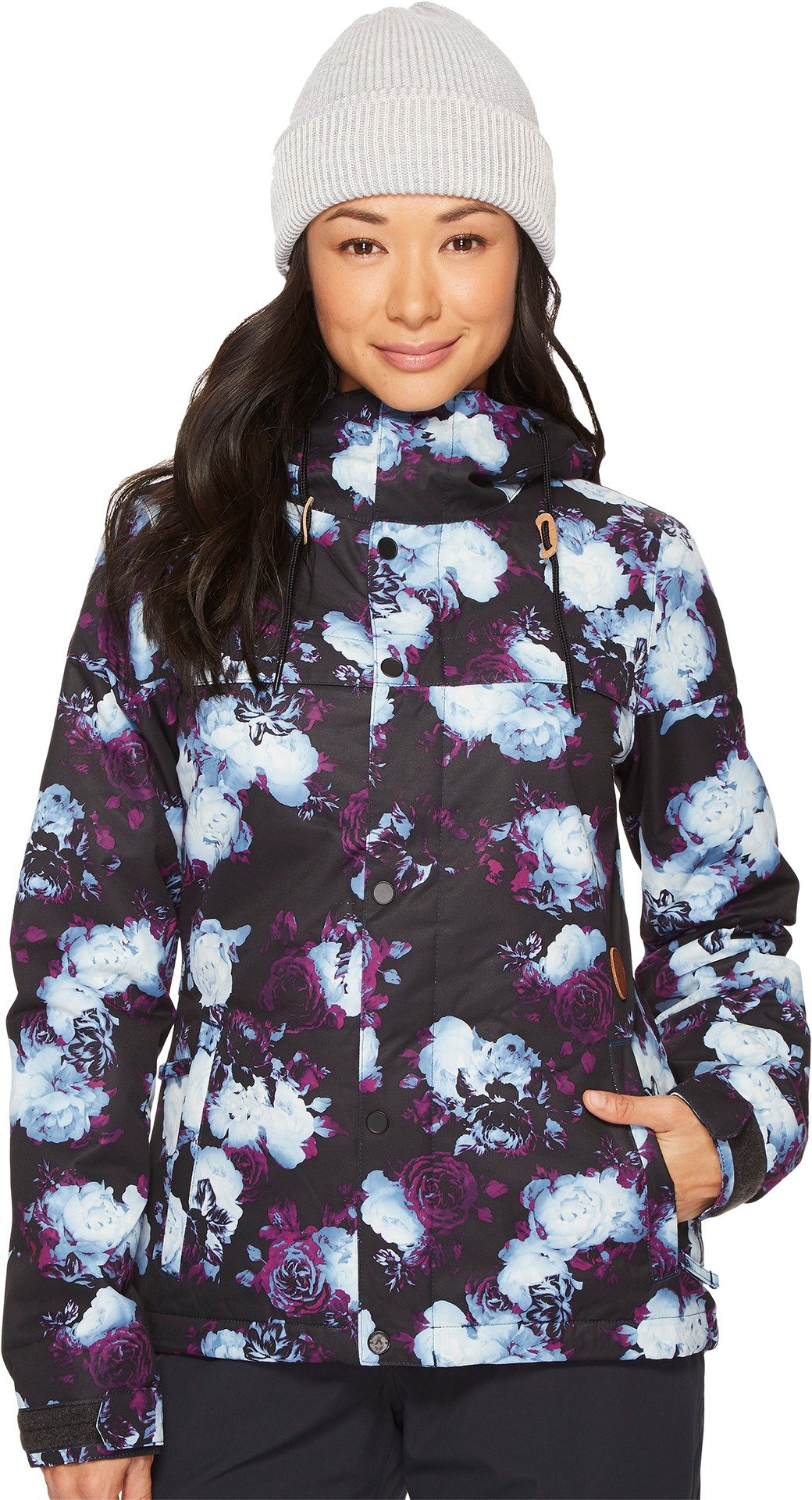 Volcom Snow Women's Bolt Insulated Jacket Multi XX-Small by Volcom