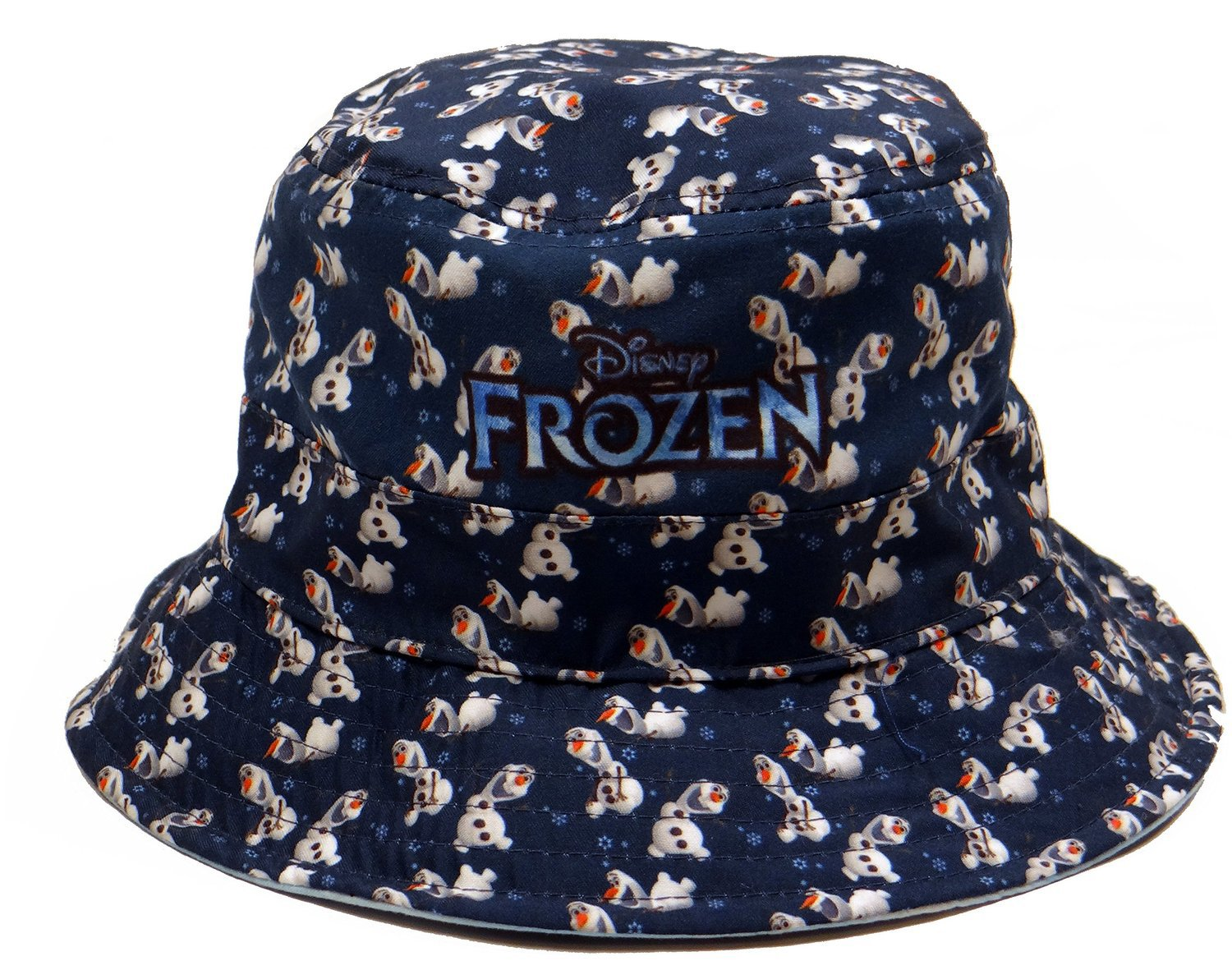Amazon.com  Animewild Disney Frozen Group Collage Reversible Youth Bucket  Hat  Toys   Games e82010c2a0e