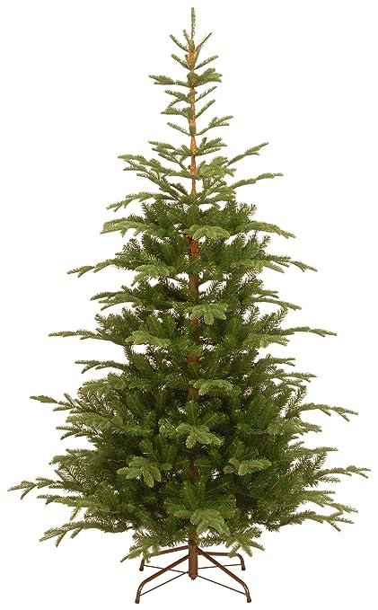 Amazon.com: National Tree 7.5 Foot Feel Real Norwegian Spruce Tree, Hinged  (PENG4-500-75): Home & Kitchen - Amazon.com: National Tree 7.5 Foot Feel Real Norwegian Spruce Tree