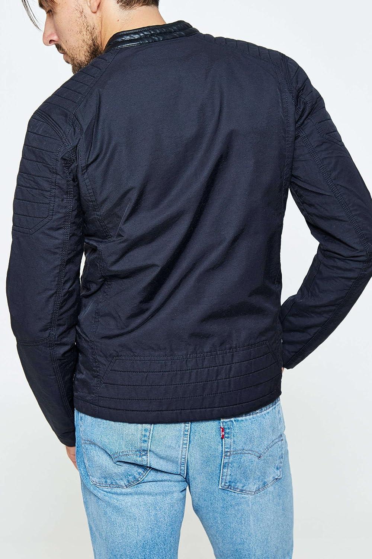 2f6ac8d629bf Veste Jack   Jones Core Sung Noir Homme S  Amazon.fr  Vêtements et  accessoires