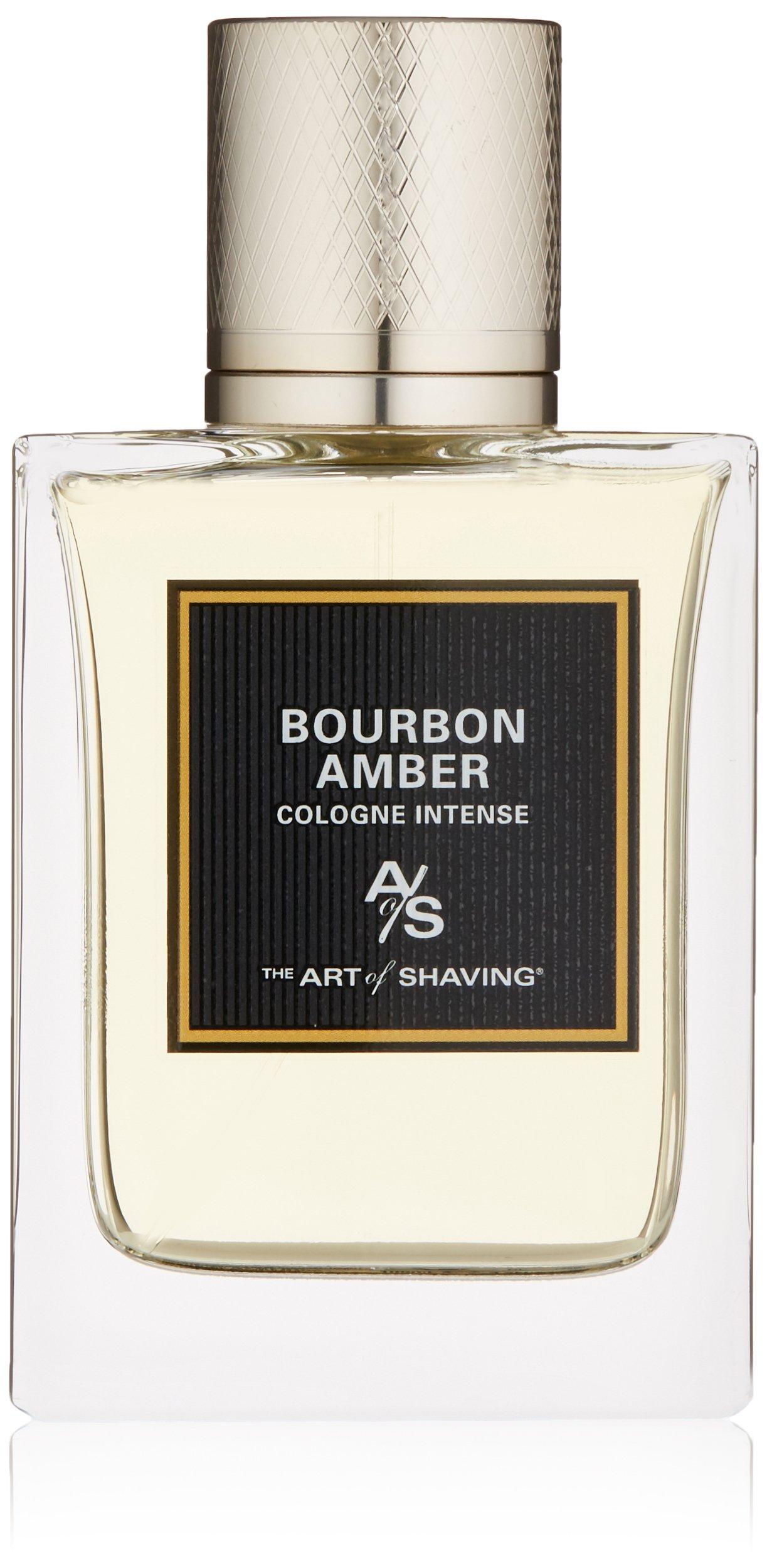 The Art of Shaving Bourbon Amber Cologne Intense, 3  fl.oz.