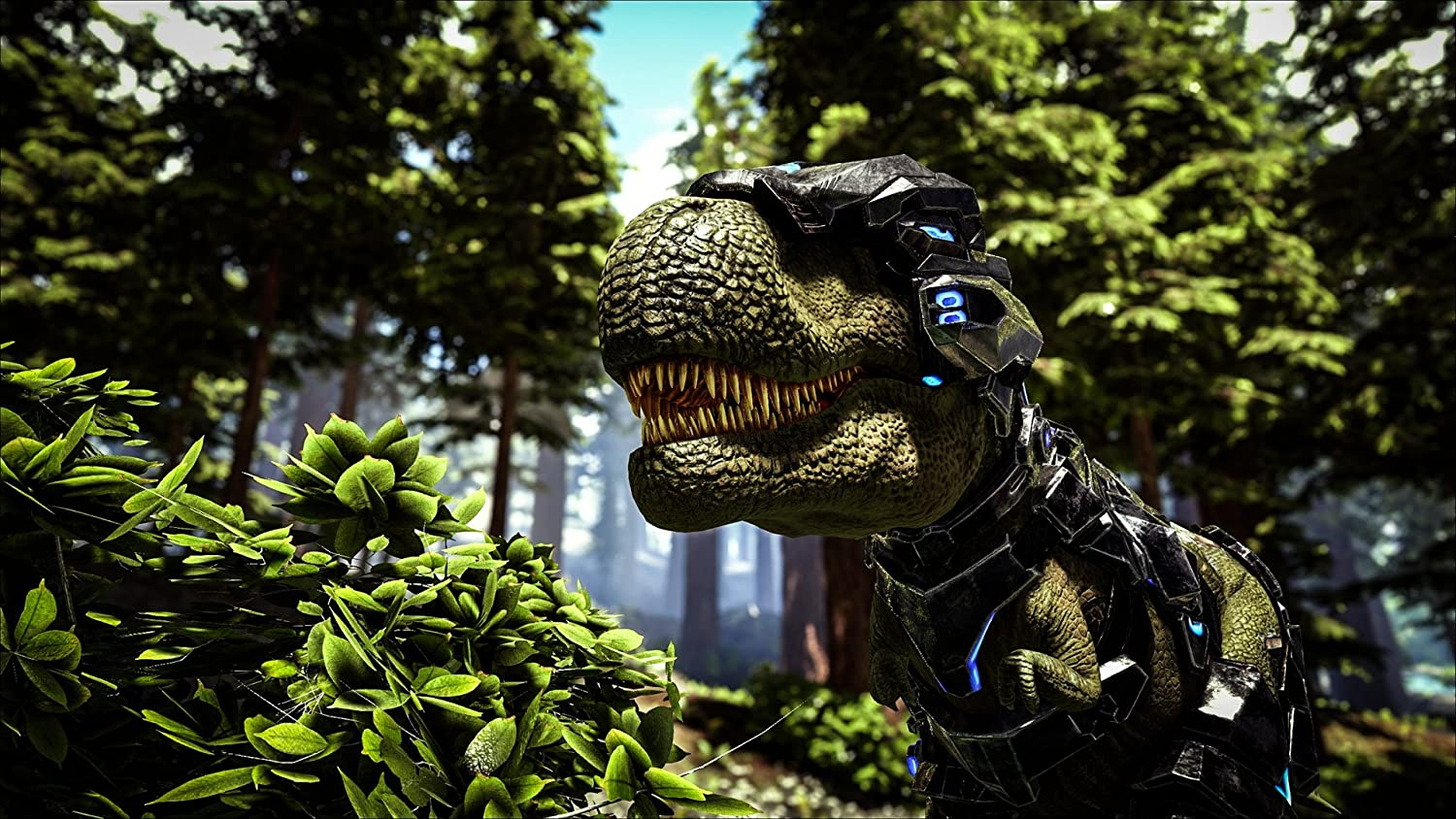 47位:Studio Wildcard『ARK: Survival Evolved』
