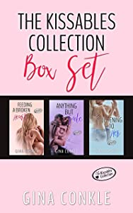 The Kissables Collection Box Set