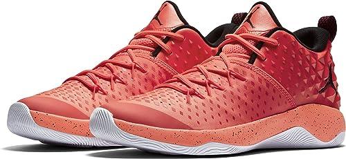 finest selection 7a8bc 57e37 Amazon.com   Nike Jordan Mens Jordan Extra Fly Infrared 23 Black Bright  Mango Basketball Shoe 10.5 Men US   Shoes