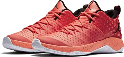 100% authentic 1eb7a 0f8eb Image Unavailable. Image not available for. Color  Jordan Nike Men s Extra  Fly Infrared 23 Black Bright Mango Basketball Shoe ...