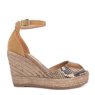 Camel Compensées Compensées Chaussures Chaussures Chaussures Camel Femme Femme u3TKc1JlF