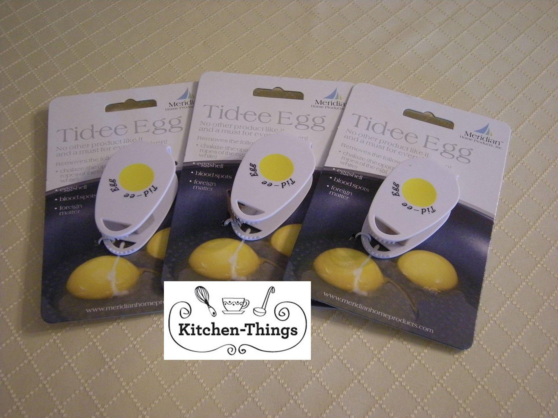 Tid-ee Egg~ 3 Pak