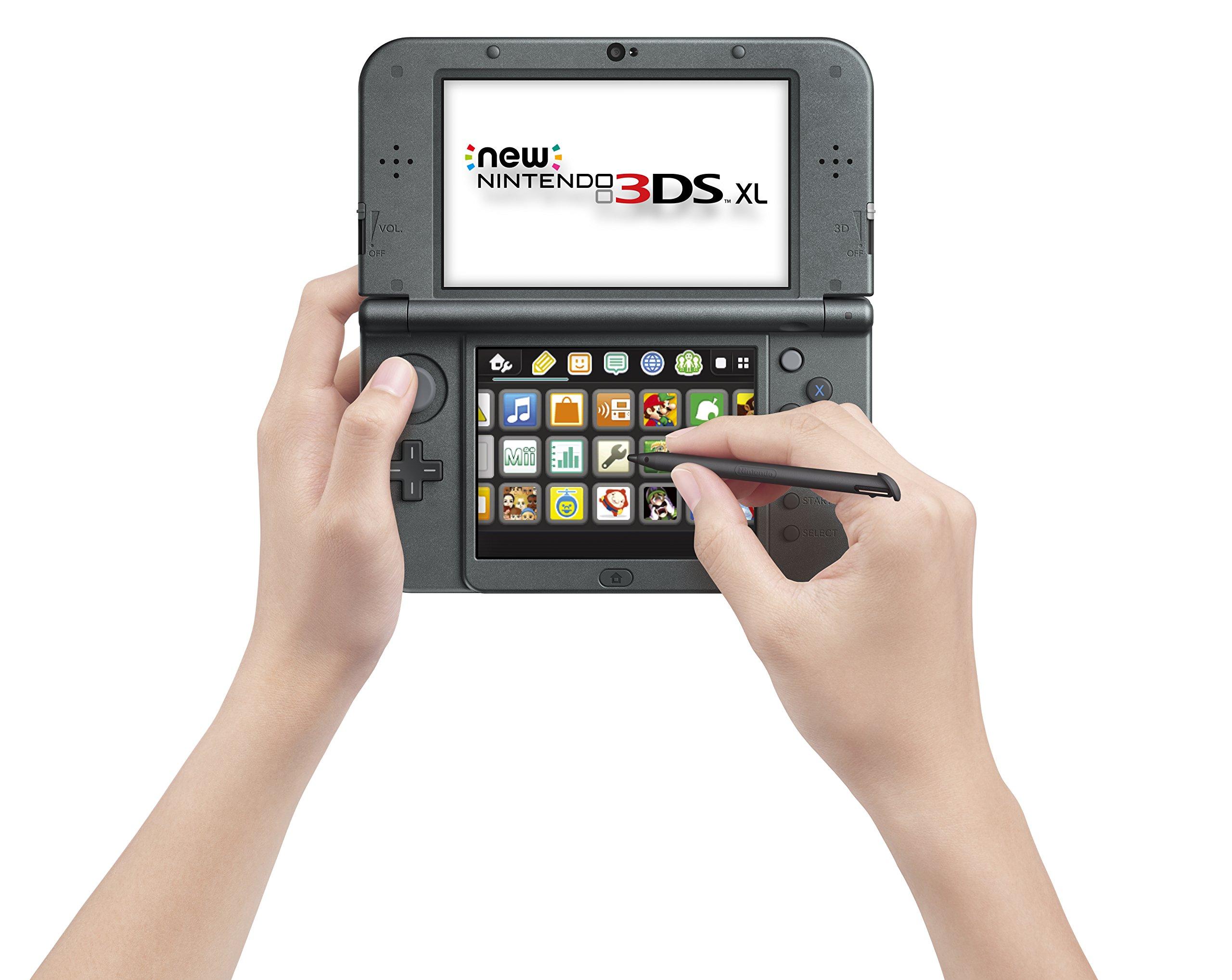Nintendo New 3DS XL - Black by Nintendo (Image #5)