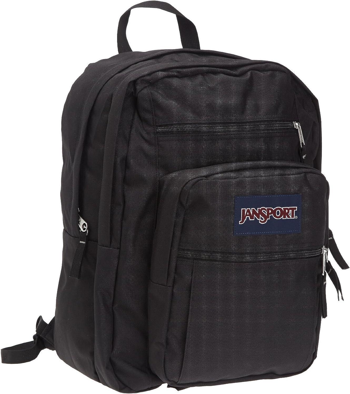 JanSport Mens Classic Mainstream Superbreak Backpack – Cyber Pink 16.7H X 13W X 8.5D
