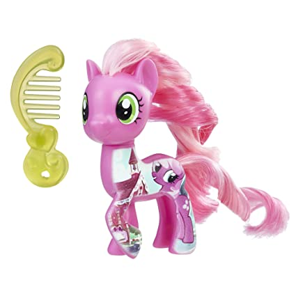 amazon com my little pony the movie all about cheerilee toys games