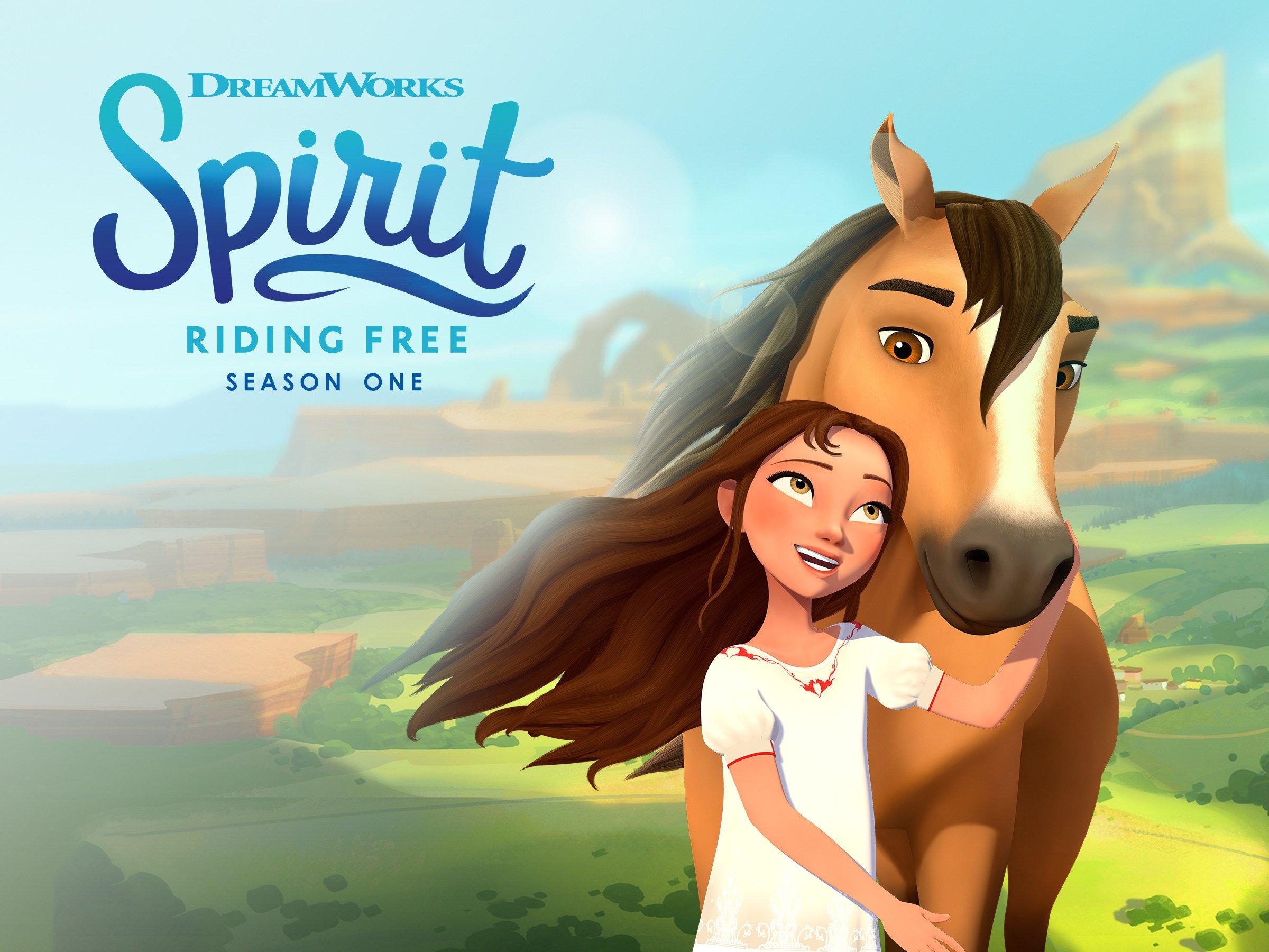 Amazon Com Watch Spirit Riding Free Season 1 Prime Video