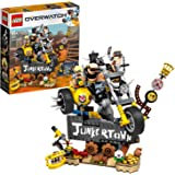 LEGO Overwatch Junkrat & Roadhog 75977 Building Kit, Overwatch Toy for Girls and Boys Aged 9+, New 2019