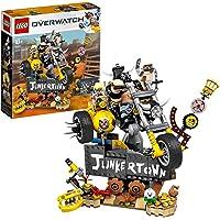 LEGO Overwatch 75977 Junkrat & Roadhog Figures Building Kit (380 Pieces)