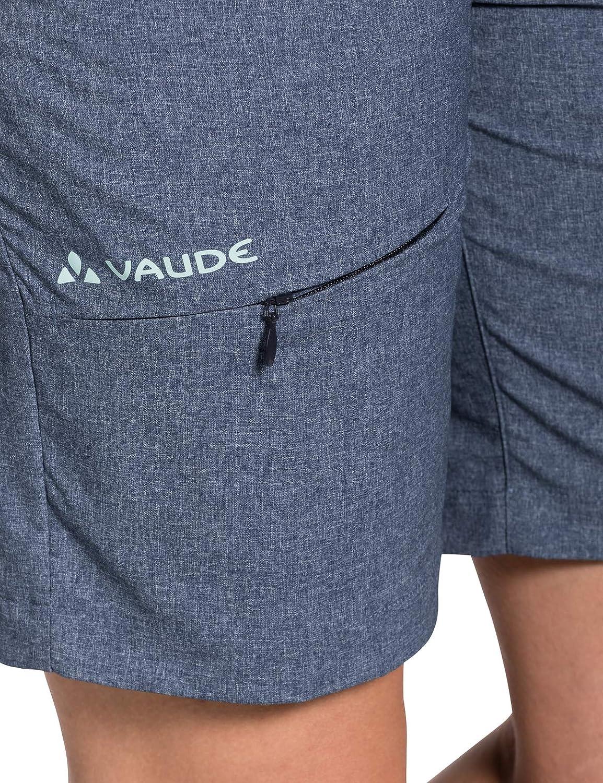 Wandershorts Pantal/ón Mujer VAUDE Skomer Shorts II